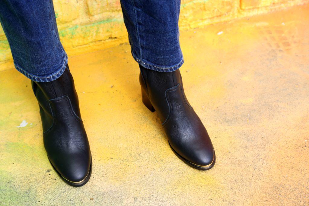 Blankens skor
